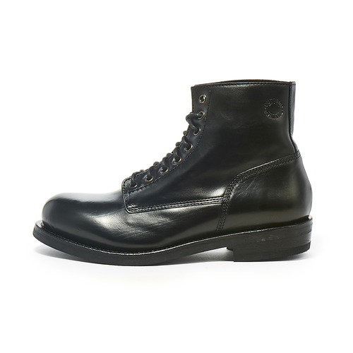 [유아인착화] MEN'S T-Bone Boots_black