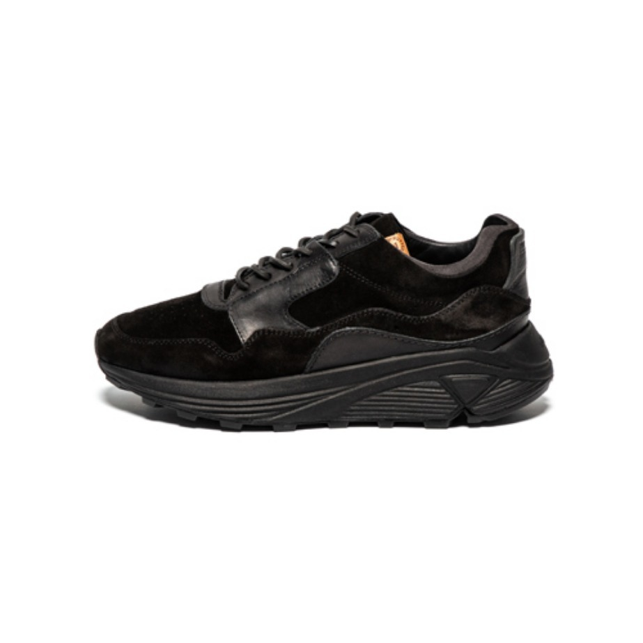 MEN'S VINCI Low_Nero