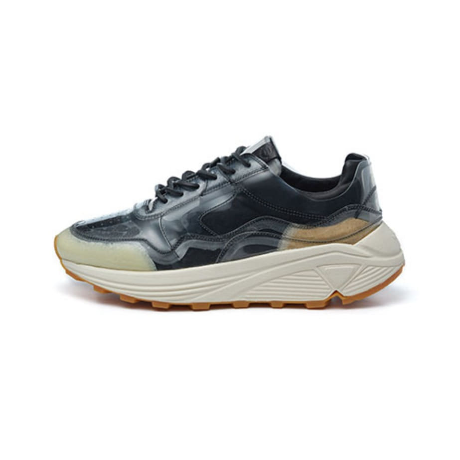 Women's Vinci Low PVC_Black