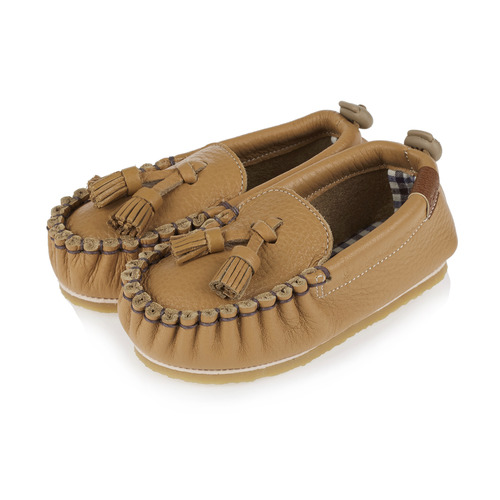Classic Loafer_camel band